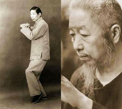 Cheng Man-ch'ing and Dr Chi Chiang Tao
