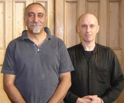 Hamid and Mark